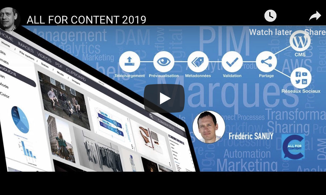 Video Teaser of All For Content 2019