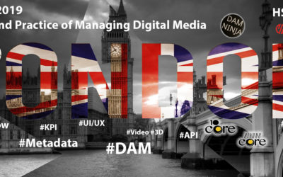 DAMEU 2019, from content creation to distribution