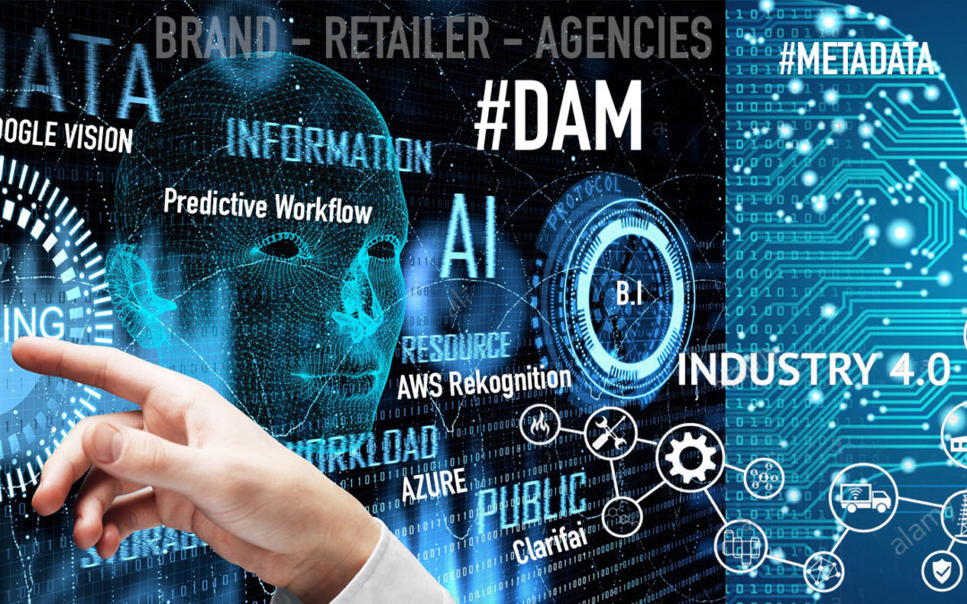 Benefits of AI for DAM systems alongside customer experience : How DAM Vendors might fix It.