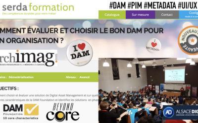 DAM Training, Learning, Sharing…
