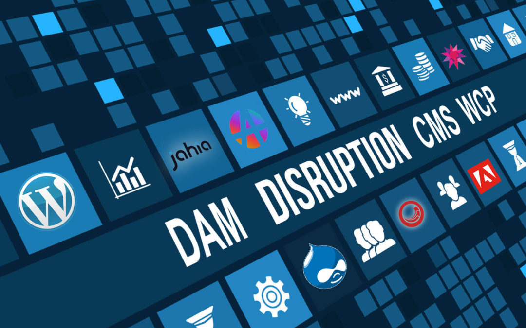 DAM and CMS to create amazing Digital Brand Experience simpler