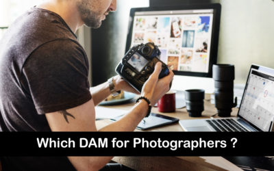 Which DAM for Photographers ? At the heart of the image.