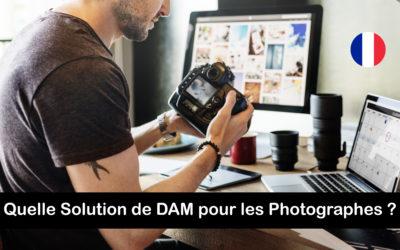 Quelle Solution de DAM pour les Photographes ?