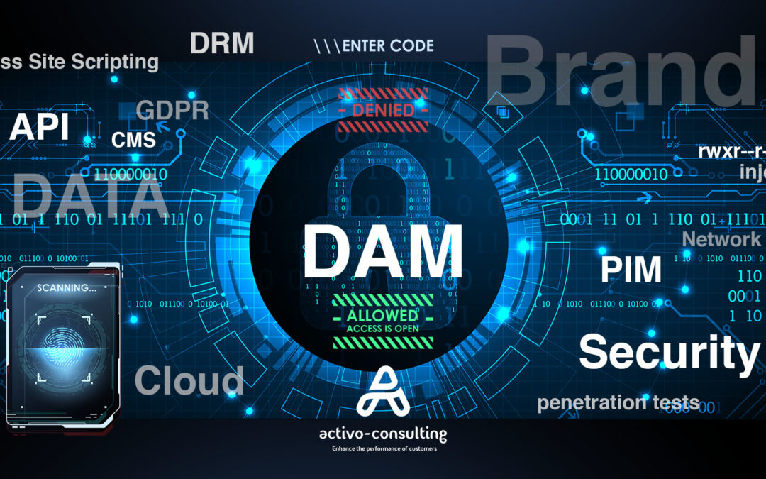 Which evolutions of DAM and PIM security to protect your Brand along side cyber threat issues ?