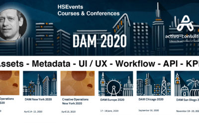 DAM HS Events as the foundation of the customer engagement