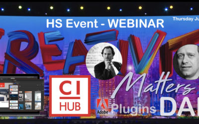 NEW WEBINAR – Streamlining Adobe CC Content from your DAM to Accelerate your Creative Workflow