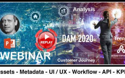 VIDEO Replay and Keynote EN/FR – DAM 2020 Report & Analysis after DAM NY 2020