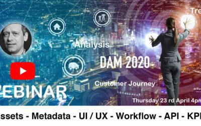 WEBINAR – DAM 2020 Report & Analysis after DAM NY 2020