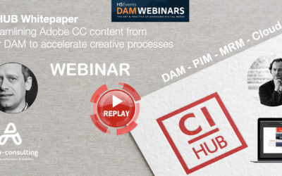 Streamlining Adobe CC Content from your DAM to Accelerate your Creative Processes