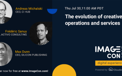 ImageCon 2020: A Digital Experience – CreativeOPS Webinar