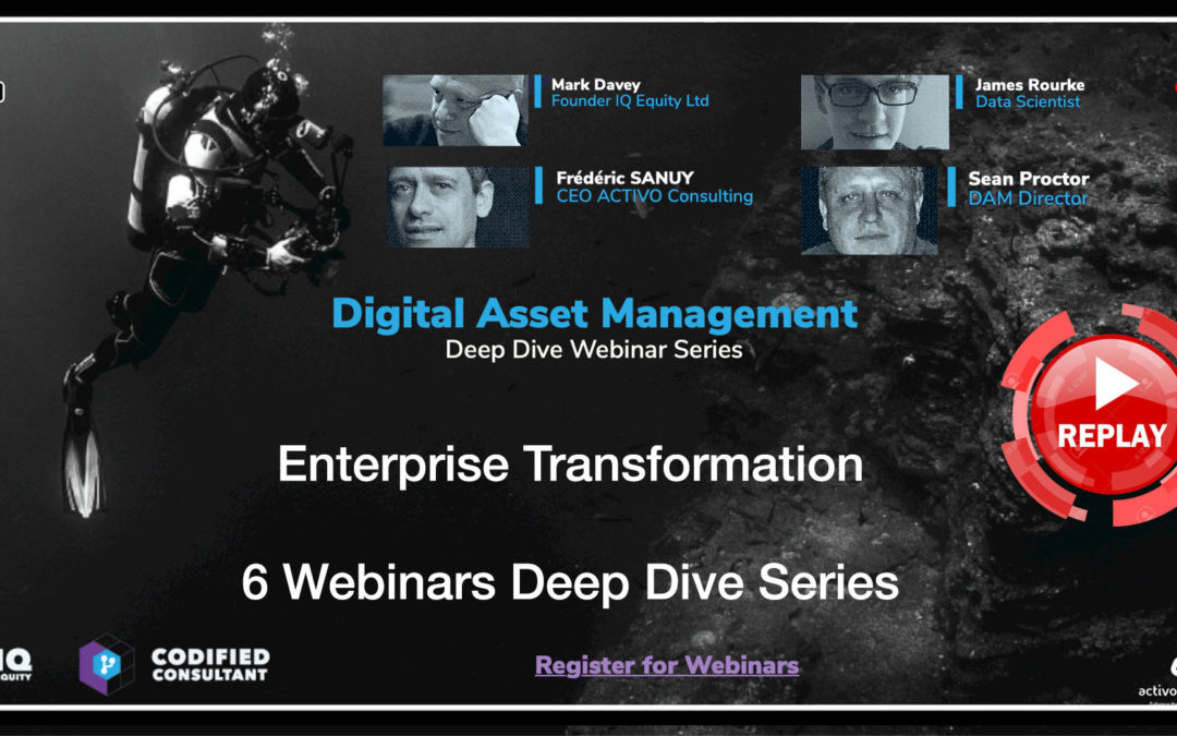 DAM 6 Webinars Deep Dive series full Recap
