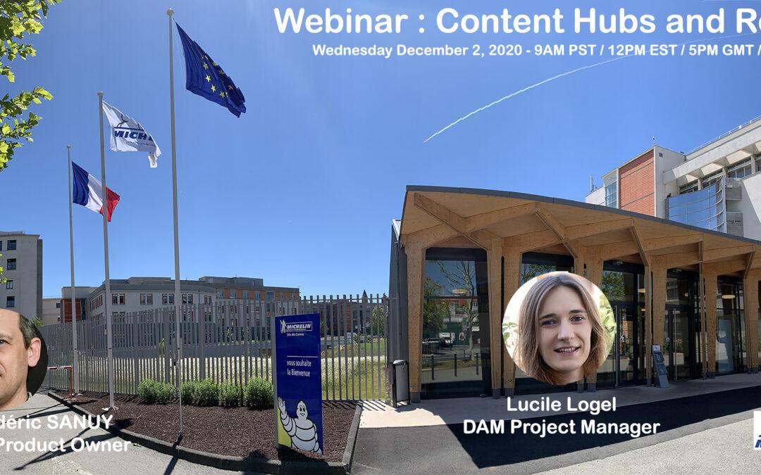 DAM Webinar – Content Hubs & Retail