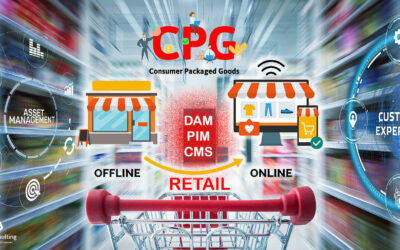 DAM for CPG and Retailers, what matters ?