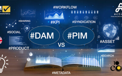 DAM & PIM at the heart of the customer engagement